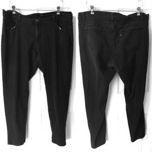 Hype Skinny Jeans Black 21/22 Juniors Stretch